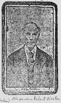 Photograph of Alexander Robert Norton
