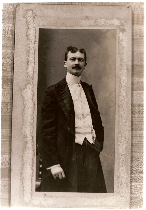 George Mosse Norton