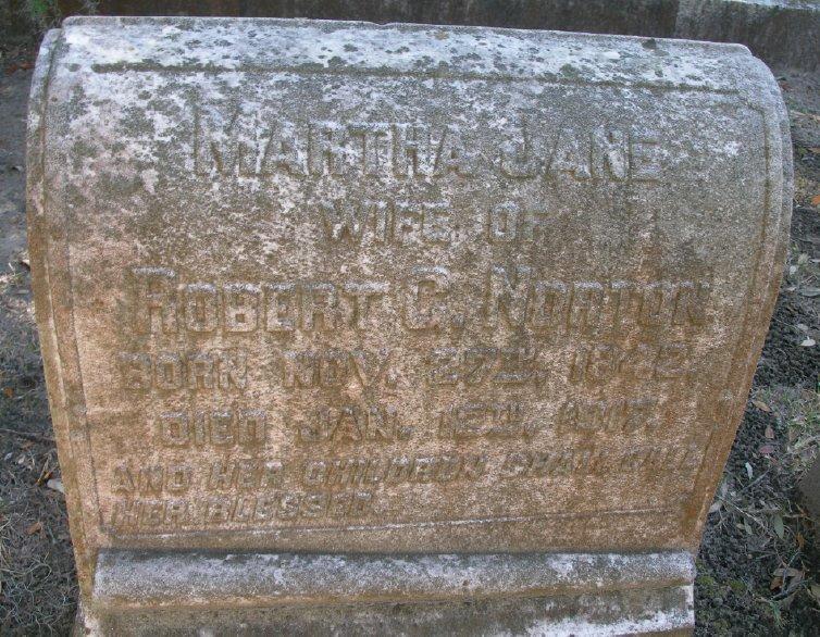 Martha Jane Edward's Grave.jpg